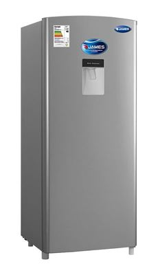 Imagen de Refrigerador James Frio Natural C/dispensador Silver Rj23ks