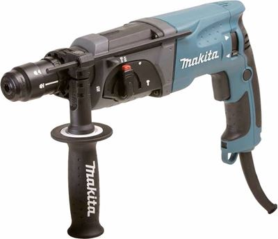 Imagen de Rotomartillo Makita Hr2470 780 W Sds Plus Taladro Percutor