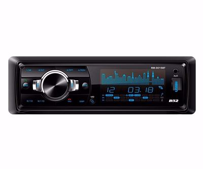Imagen de Radio Para Auto Rm-3015bt Mp3 Usb Sd In-dash Bluetooth B52