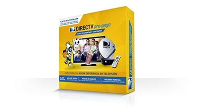 Imagen de Antena Direct Tv Kit Prepago Sin Contrato Ni Facturas