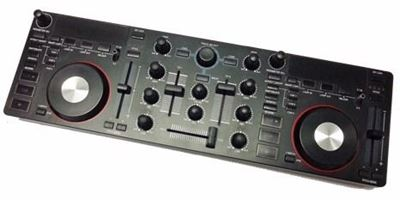 Imagen de Controlador Dj Usb Xion 3 Perillas Band Eq Display Led Loop
