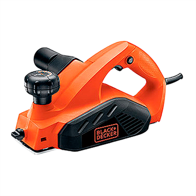 Imagen de Cepillo Garlopa 650w Black And Decker Carpintero 7698