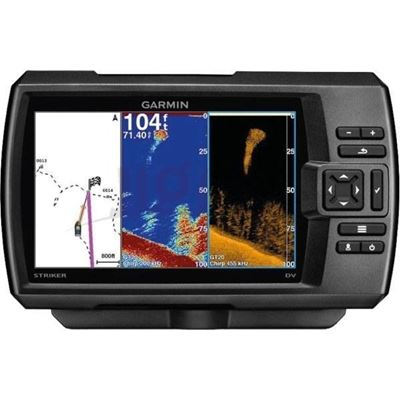 Imagen de Eco Sonda Fishfinder Gps Garmin Color Striker Plus 7cv