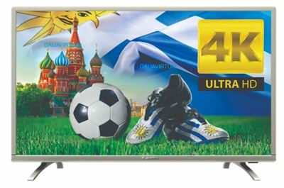 Imagen de Tv Televisor Led James 49 4k Uhd Smartv S49 D1850