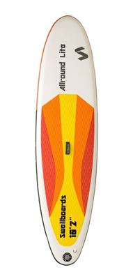 Imagen de Tabla Inflable Sup Swellboards Allround 10.2 Lite Slim