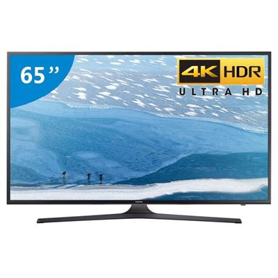Imagen de Smart Tv Samsung 65´ Un65mu6100 Led Ultra Hd 4k Quad Core